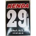 Unutrašnja guma KENDA 29x1.9/2.3 (622)  48mm FV