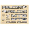 Set nalepnica Falcon