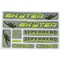 Set nalepnica Skyter