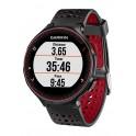Sportski GPS sat za trčanje Garmin Forer 235 WHRM Black/Red
