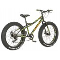 VISITOR Fat Bike Militari 26''