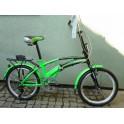 Rasklopivi folding bicikl Kargero 20''
