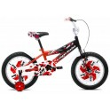 "Dečiji bicikl 16"" CAPRIOLO Kid"