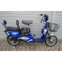 Električni bicikl Model HD Plava