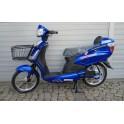 Električni skuter - E-bike TW Plava