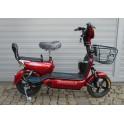 Elektricni bicikl Model HY Crvena