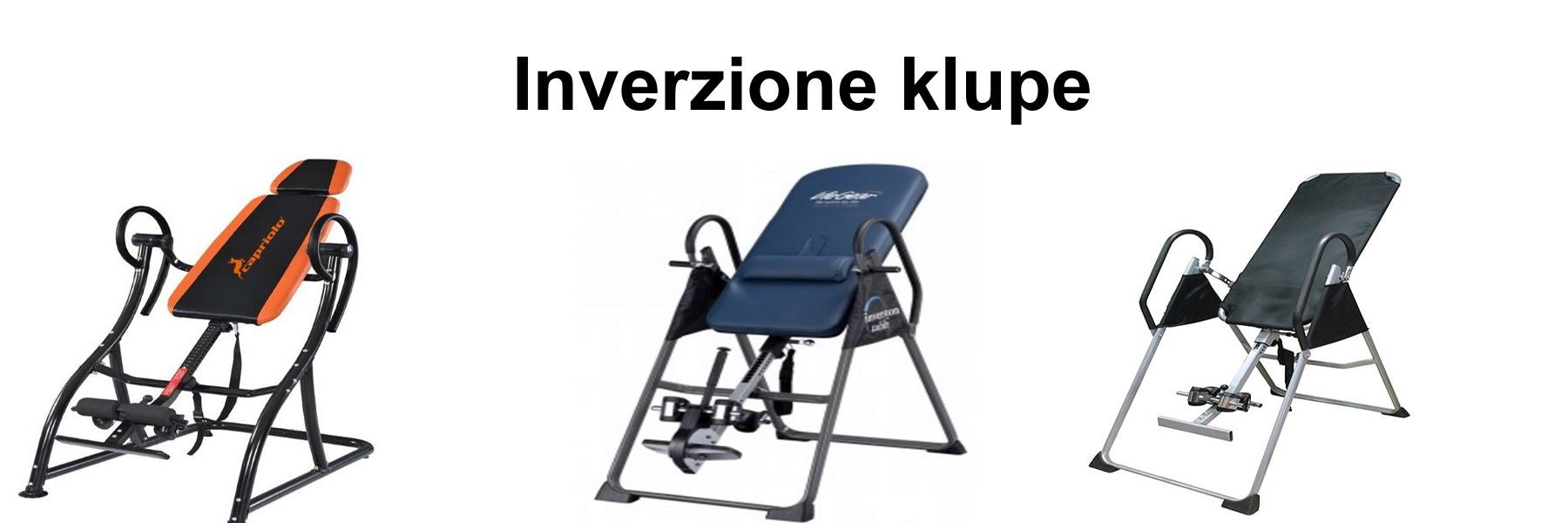 Inverzione klupe